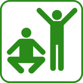 Piktogramm fitness