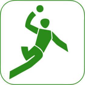 Piktogramm handball