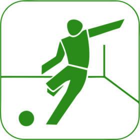 piktogramm fussball